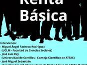 Acto sobre Renta Básica Ciudadanía Talavera Reina