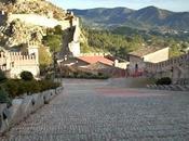 castillo Játiva, fortaleza prisión Aragón