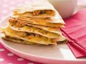 #Receticas: Quesadillas pollo queso.