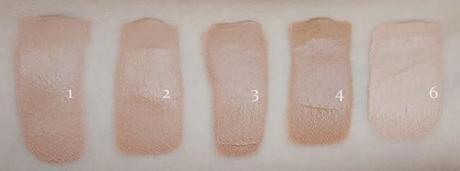 Base de maquillaje: Matte Touch de Hean