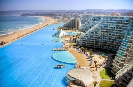 Las 10 piscinas m s impresionantes y originales del mundo paperblog Piscinas originales