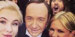 El móvil manda: photobombs y selfies en los Oscars 2014