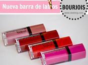 Rouge Edition Velvet: nuevos labiales mates BOURJOIS