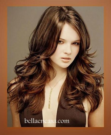 Tonos y formulas de color para lograr un cabello casta o - Tonos de colores ...