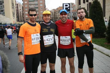 III Media maratón de Salamanca, un referente de las populares.