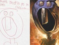 verían dibujos niños fueran pasados realidad