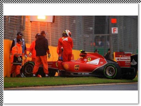 Fórmula 1, GP de Australia 2014 - Clasificación