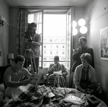 Raymond Cauchetier: El fotógrafo de la