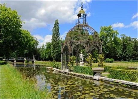 Chantilly le n tre y el jard n barroco franc s paperblog - Le jardin d hiver chantilly ...