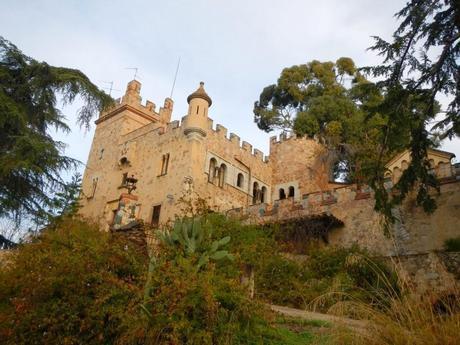 Cabrils - Turó de l'infern - Creu de Montcabrer - Castell de Burriac - Roca d'en Toni - Vilassar de Mar