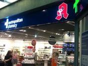 Metropolitan pharmacy. Aeropuerto Frankfurt