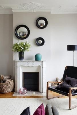 Lindas salas decoradas con espejos paperblog for Como decorar un espejo para la sala