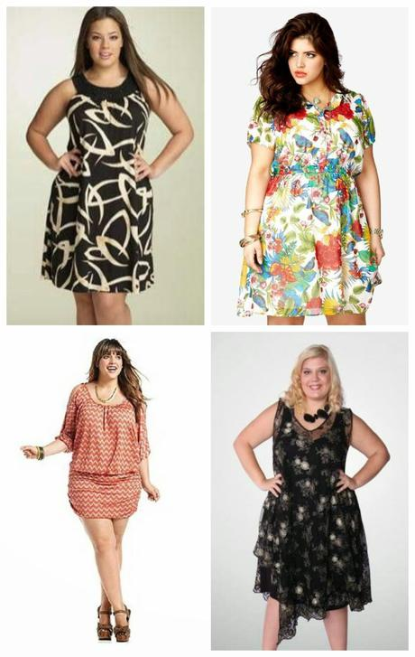 1850d08d3c Vestidos de primavera para gorditas - Paperblog