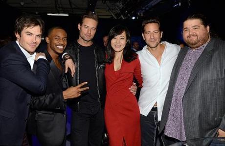 Lost Reunion PaleyFest - Cast Members