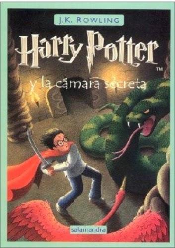 Reseña: Harry Potter y la cámara secreta de J.K. Rowling
