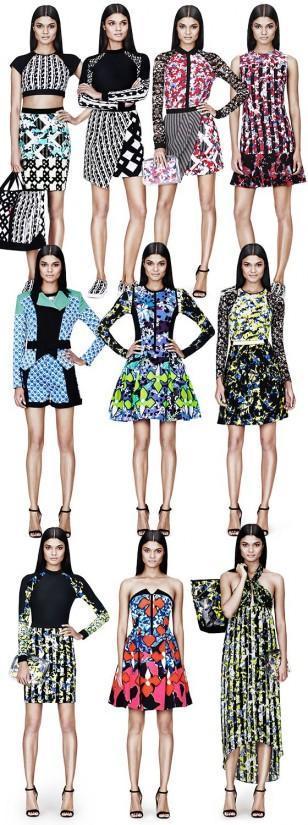 Peter Pilotto linea de ropa de moda online