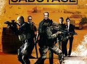 """Otro nuevo cartel para alemania """"sabotage"""""""