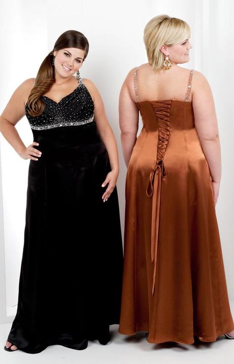 Ver vestidos de fiestas para gorditas