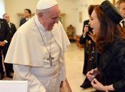 Cristina intercede Maduro Papa