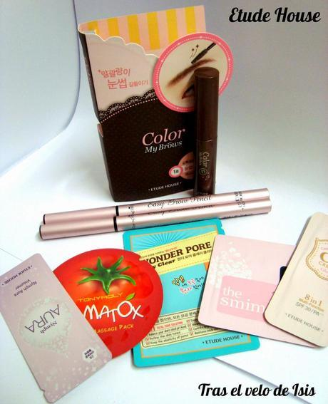 [Etude house] Color my easy brows ;)