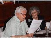 """Este poema """"Octava"""" leyó Aldo nuestro último Café L..."""