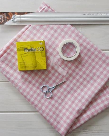 Como hacer unas cortinas sin saber coser paperblog - Como poner unas cortinas ...