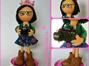 Mini-Anna, fofucha fotógrafa