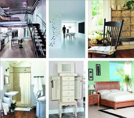 Los diferentes estilos en decoraci n de interiores paperblog for Estilos decoracion interiores