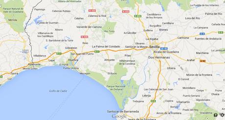 Plano Doñana