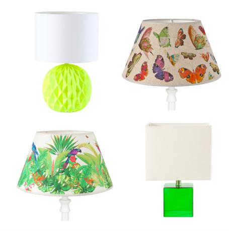 A todo color en zara home paperblog for Zara home lamparas techo
