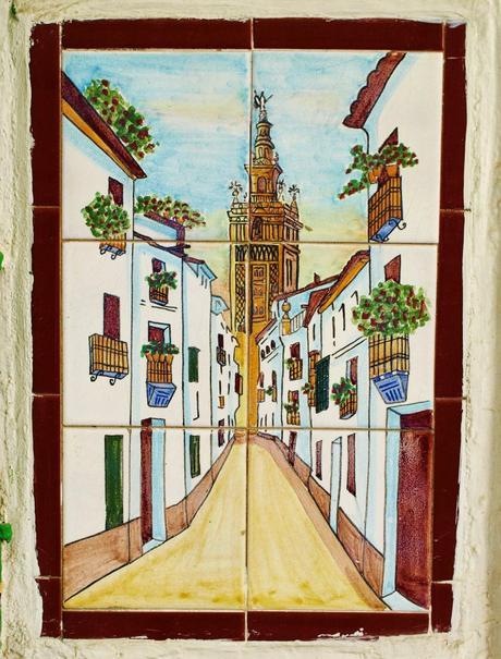 Los azulejos del restaurante los alc zares paperblog for Los azulejos restaurante