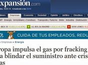 impulsar crisis crimea fracking Europa?