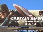 Nueva valla publicitaria Capitán América: Soldado Invierno