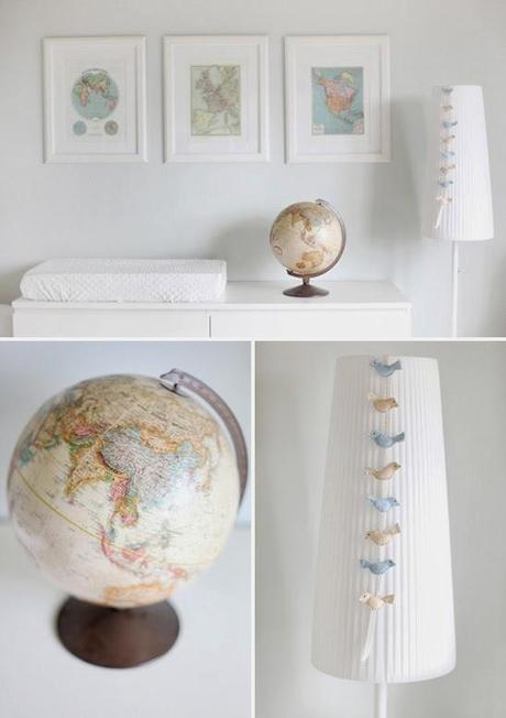 Como decorar un dormitorio de beb de ikea paperblog - Dormitorio bebe ikea ...