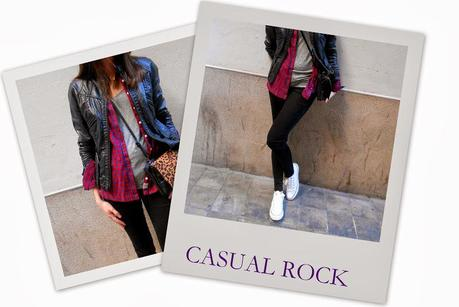 CASUAL ROCK