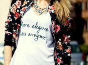 More elegance, less arrogance!