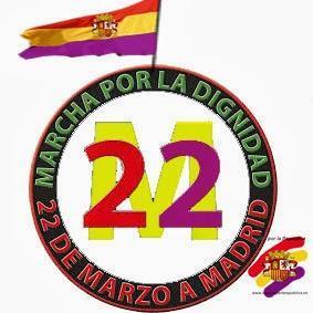 22 razones para marchar sobre Madrid el 22 M
