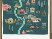 Viernes Ilustrados: Lugares Mapas