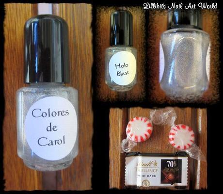 RETO TIPOS DE ESMALTES (7): Jelly/Escamas/Indie