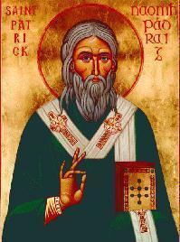 Siguiendo los pasos de San Patricio (387-461)