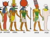muchos dioses Egipto