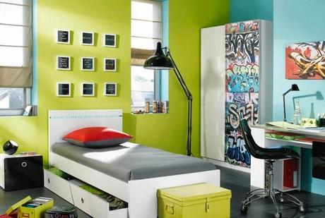 C mo decorar un dormitorio de matrimonio peque o pictures to pin on pinterest - Como decorar un cuarto pequeno ...