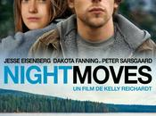 "Nuevo póster internacional ""night moves"""