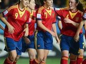 Mundial sub-17 femenino: España juega pase ante Uruguay