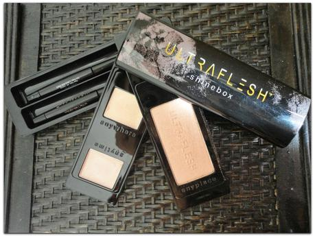 Reseña Ultraflesh Shinebox de Fusion Beauty.