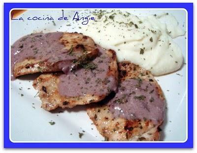Cinta de lomo con nata for Cocinar cinta de lomo al horno