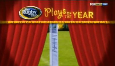 HUMOR: THE RUGBY CLUB, PLAYS OF THE YEAR 2010