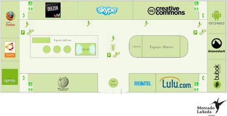 MercadoLaSeda Madrid – ¡Comparte un proyecto único!