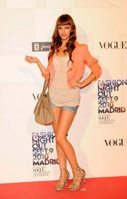 Vogue Fashion Night Out 2010 Madrid. Imágenes
