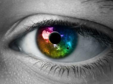 Ojos rojos en las fotografías